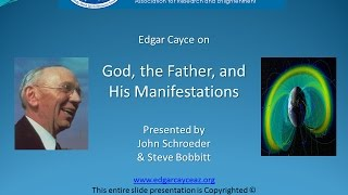 Edgar Cayce on How Spirit Manifests in 3-D