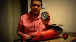 Milwaukee Large Angle Grinder Review