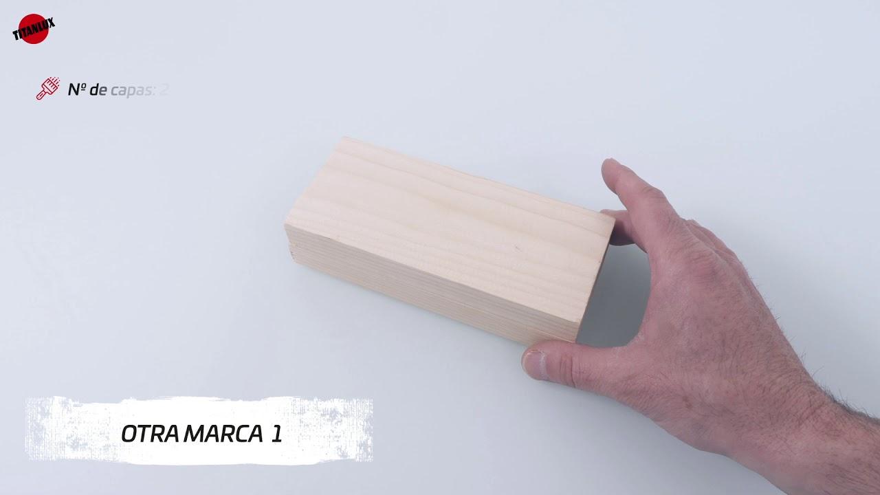 Test de Blocking - BARNIZ AL AGUA ECOLÓGICO DECORACIÓN