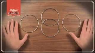Ridley's Magic How To - Linking Rings