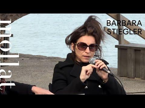 Barabara Stiegler - 8èmes rencontres philosophiques - Cap Philo au Cap Ferret
