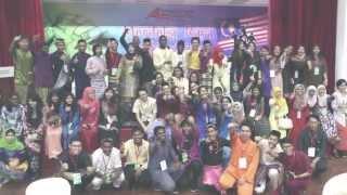IUKL Merdeka Raya Celebration 2013
