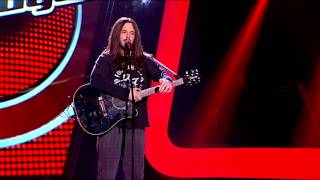 "Diogo Correia - ""Best Of You"" Foo Fighters - Prova Cega - The Voice Portugal - Season 2"