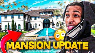 2020 MANSION UPDATE!! MUST SEE!!