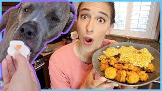 Making Dog Treats!