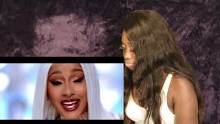 Fat Joe Cardi B, Anuel AA  Yes (Official Video) Reaction