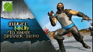 Fidget Ninja Ultimate Spinner Hero - Android Gameplay HD