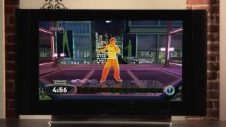 Picture of a game: Zumba Fitness
