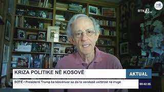 Aktual - Pritjet për krijimin e qeverisë së re të Kosovës dhe bisedimet Kosovë-Serbi 03.06.2020