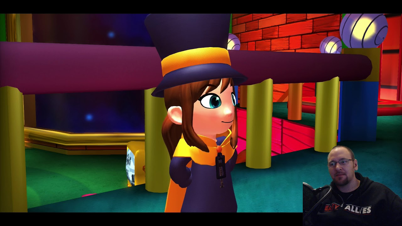 A Hat in Time – Part 1: Ein Hut für Cenras