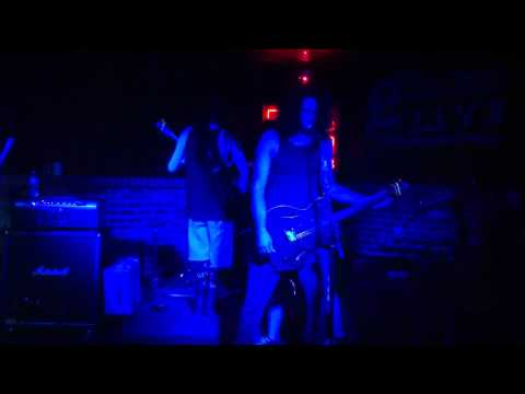 "AVEN ARRK and THE FIEND - ""Gay Zombie"" @ Big Fish Pup 4/28/"