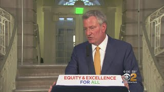 De Blasio Says Bogus Charges To Blame For High Number Of DOE Harassment Complaints