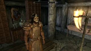 БАГ: TES V: Skyrim -  Как стать ярлом + убийство без штрафа