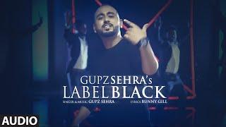 Label Black Audio Song   Gupz Sehra   Latest Punjabi Songs 2016   T-Series Apna Punjab