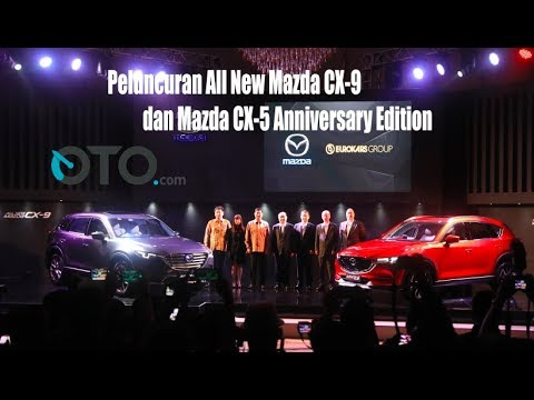 Launching Mazda CX-9 dan Mazda CX-5 Anniversary Edition I OTO.com