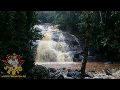 Cachoeira do Engano venha conhecer em Juquitiba