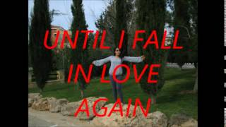 UNTIL I FALL IN LOVE AGAIN BY MARIE OSMOND