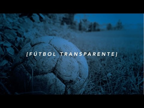 #FutbolTransparente