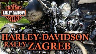3rd Harley-Davidson Rally, Zagreb, 01.06.2019