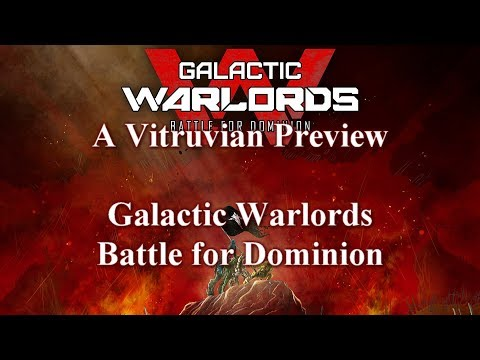 Vitruvian Preview: Galactic Warlords