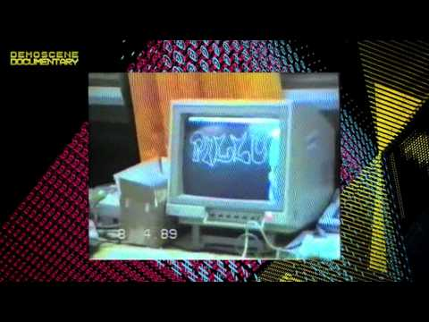 Demoscene Documentary series: Early 1990 era - Moving from cracking to demos