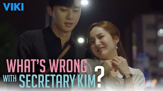What's Wrong With Secretary Kim? - EP15 | Drunk Park Min Young Aegyo [Eng Sub]