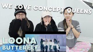 "MV REACTION | LOONA (이달의 소녀) ""Butterfly"""