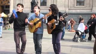 Planeta Menta - Devil In Her Heart (Beatles cover)