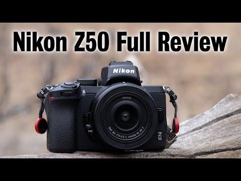 External Review Video J2LaLlRtqyI for Nikon Z 50 APS-C Mirrorless Camera