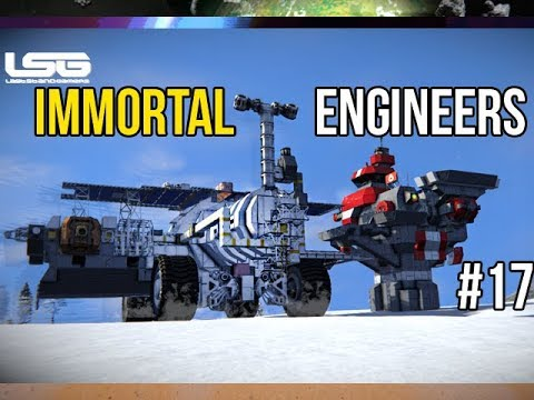 Space Engineers - Orbit - Ep 17 TeamWork Makes The Meme Work