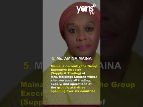 SPOTLIGHT: Meet The Women Making Giant Strides In The Oil And Gas Sector.   YANS TV