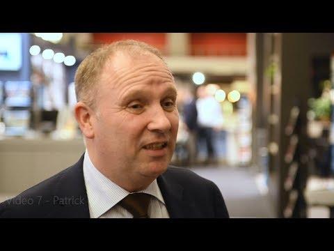 Patrick over QR-tafelservice Horecava 2019 | Eijsink