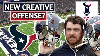 Houston Texans Creative Offense/Tim Kelly Film Breakdown