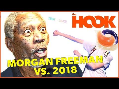 Shrnutí roku 2018 podle Morgana Freemana