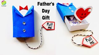 Fathers Day Gift Ideas | Best Out Of Waste Craft |  DIY  | Matchbox Reuse Idea | Last Minute Gift