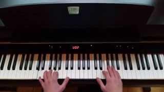 İrem Derici - Kalbimin tek sahibine Piano Tutorial
