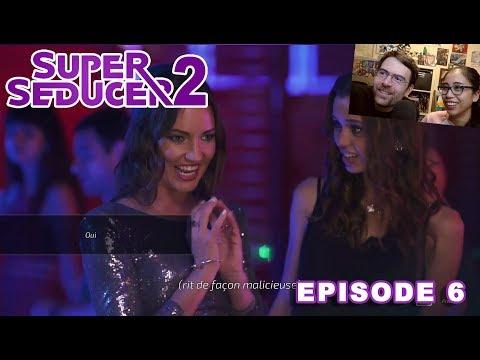 Super Seducer 2 - Episode 6 - Un ptit coup dans les toilettes ?