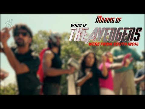 What if The Avengers were from South India - The Making | Put Chutney