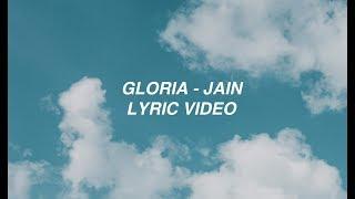 Gloria   JAIN (lyrics)