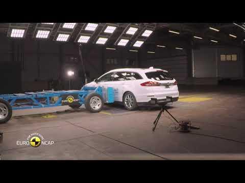 NCAP: Ford Mondeo