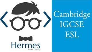 Cambridge IGCSE ESL: Exercise 5 Summary May/June 0510/21