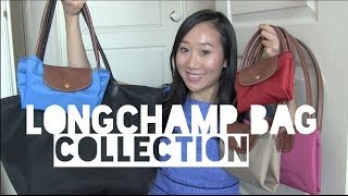Longchamp Tote Bag Collection | YayForAmy