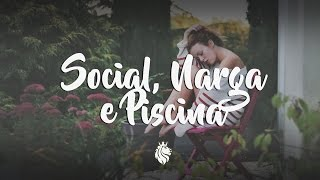 MC MM - Social, Narga E Piscina (Dansize Trap Remix)