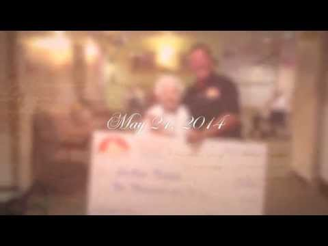 This is the video of our 2014 $10,000 Home Improvement Sweepstakes winner. She was not allowed to leave the...