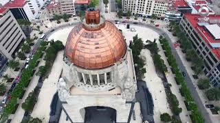 Especiales La ciudad de México en el tiempo - Avenida Juárez y Alameda Central