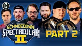 Movie Trivia Schmoedown Spectacular II (Part 2) Patriots VS Above The Line & Witwer VS Napzok