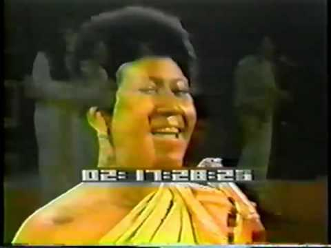 Aretha Franklin - Rock Steady (LIVE!) 1971
