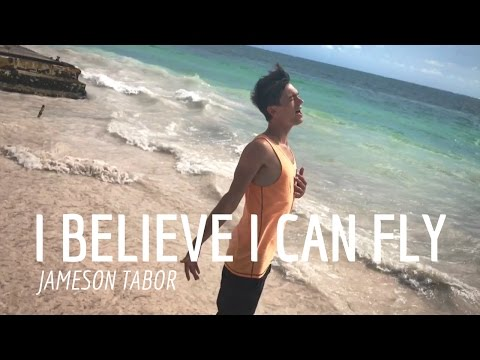 """I Believe I Can Fly"" - R Kelly cover"