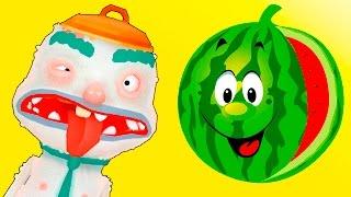 ГОТОВКА ЧЕЛЛЕНДЖ #1 девочка и снеговик - смешная развлекательная игра видео для детей #ПУРУМЧАТА