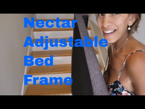 Nectar Adjustable Bed Frame Review and Assembly